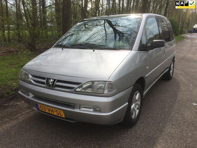 Peugeot 806 2.0 SR, Koelprobleem motor! airco, trekhaak, 3 zitplaatsen, Benzine, prijs Marge