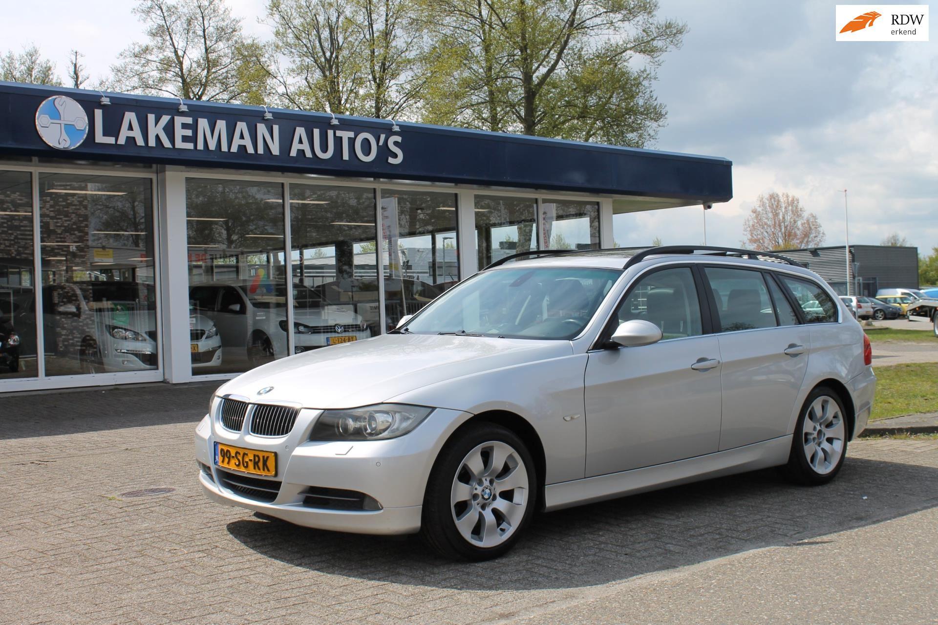 BMW 3-serie Touring occasion - Lakeman auto's Almere B.V.