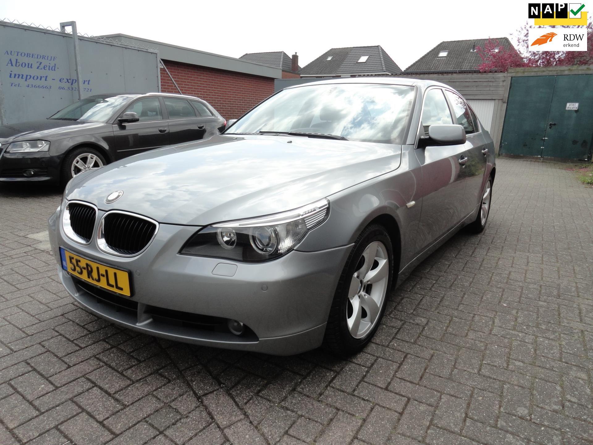 BMW 5-serie occasion - Autobedrijf Abouzeid