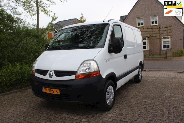 Renault Master DE KM STAND KLOPT ER ZIT EEN TYP FOUT IN DE PAS IS ER BIJ ,NIEUW STAAT BUS /// DUBBELE BANK T35 2.5 dCi L1 H1