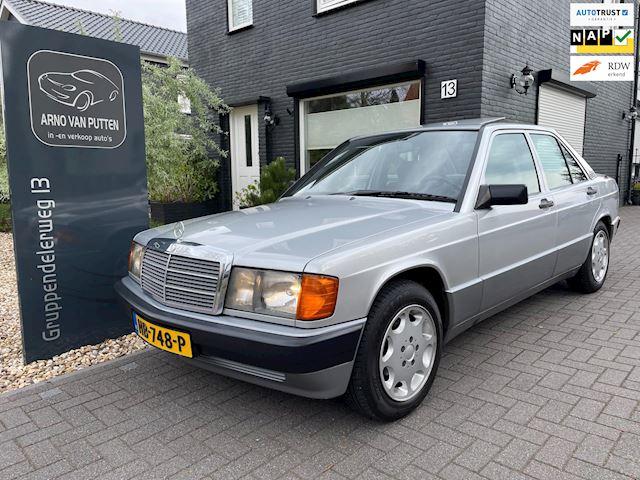 Mercedes-Benz 190 1.8 Automaat  in zeer nette staat!