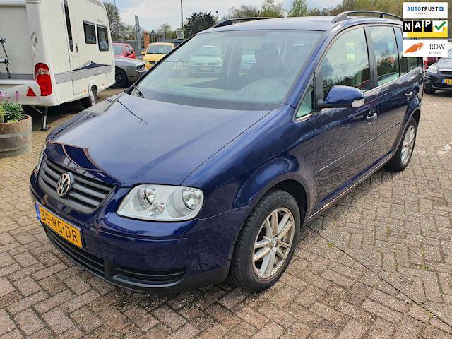 Volkswagen Touran 1.6 AIRCO/cruise apk:05-2022