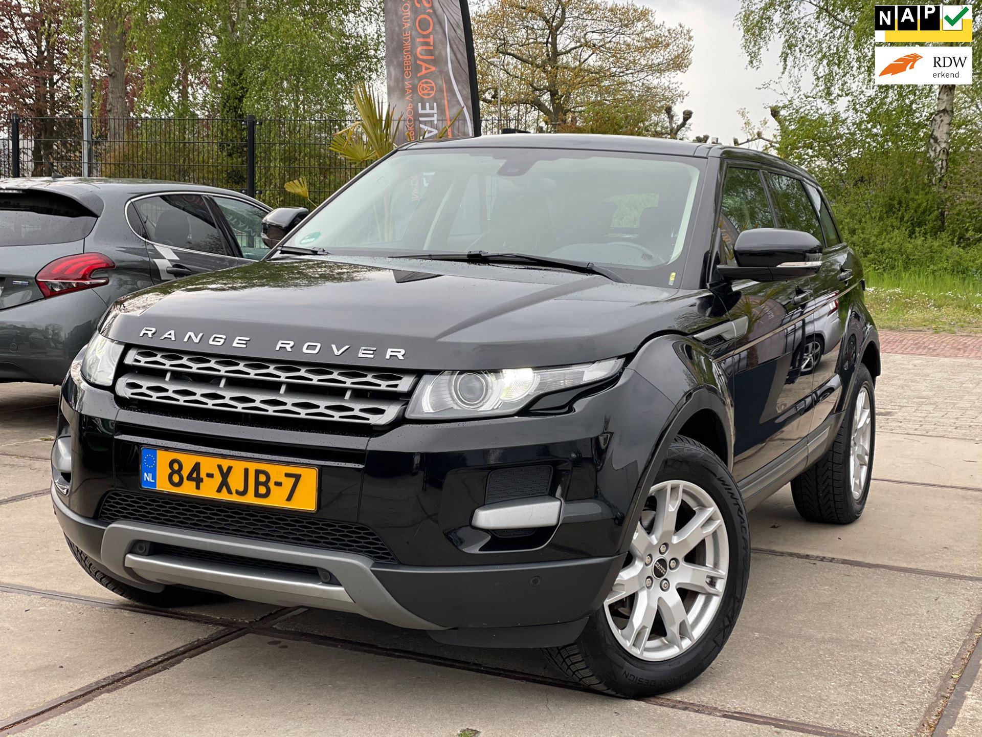 Land Rover Range Rover Evoque occasion - Ultimate Auto's B.V.
