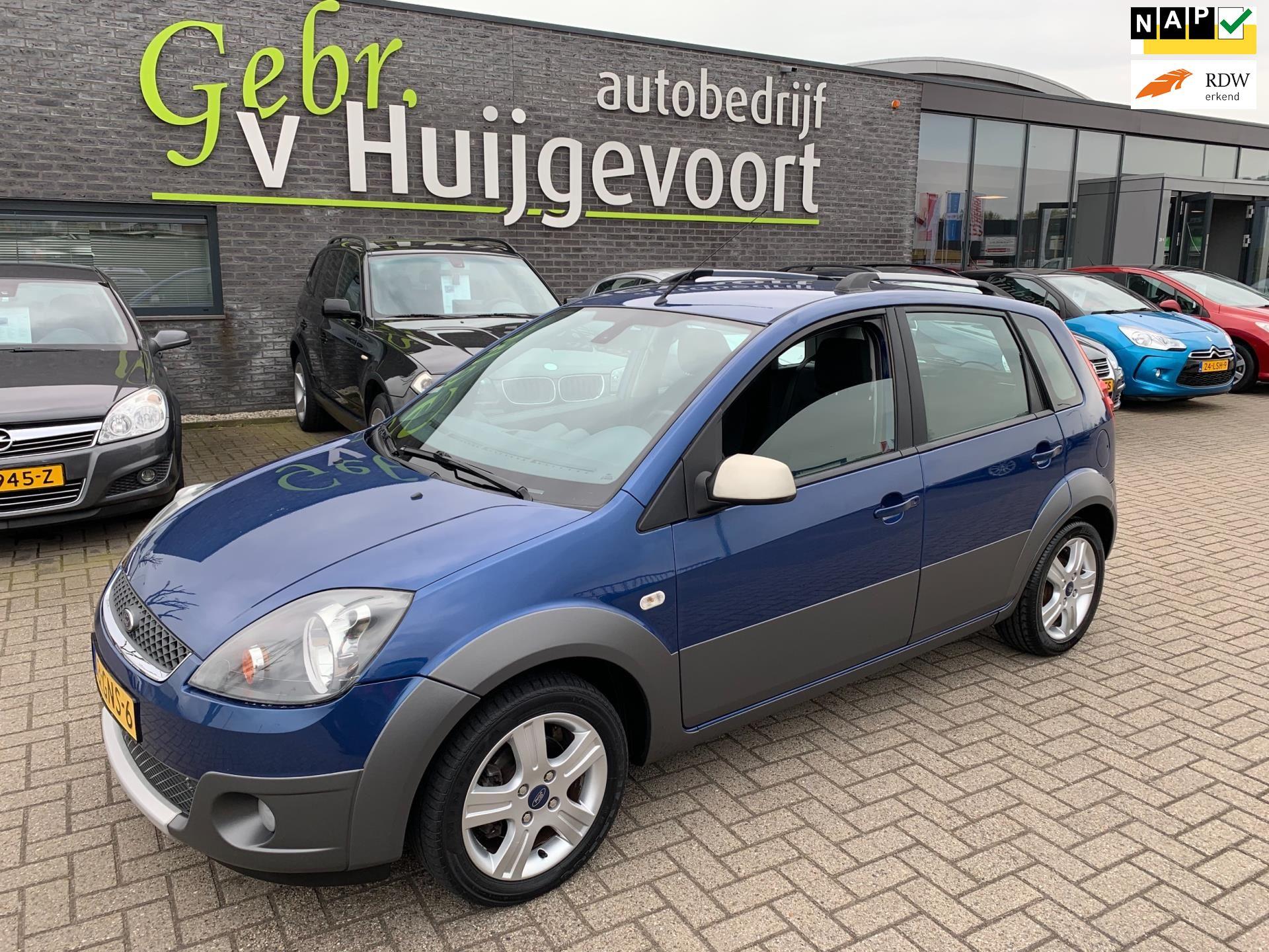 Ford Fiesta occasion - Autobedrijf van Huijgevoort
