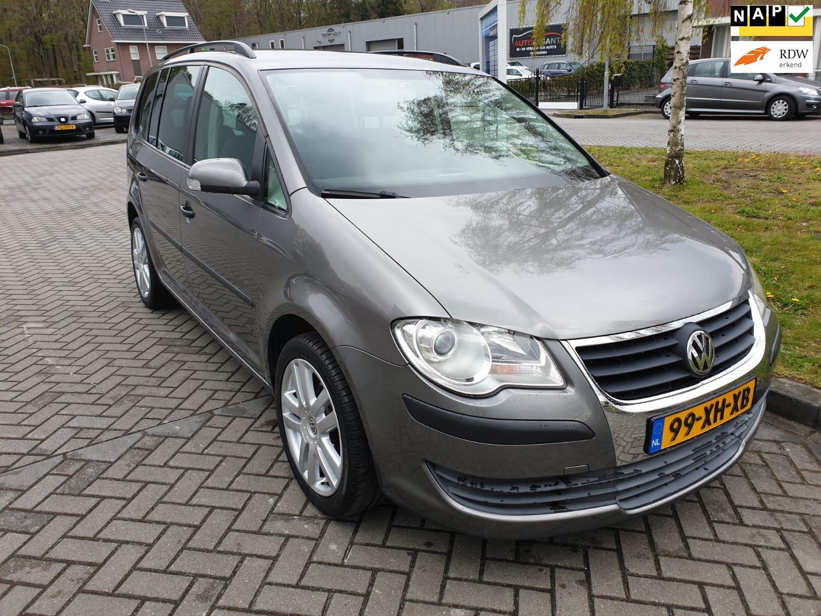 Volkswagen Touran occasion - v.d. Weg Auto's