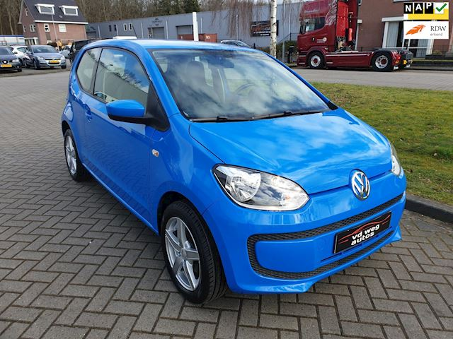 Volkswagen Up! 1.0 take up! airco 74502km
