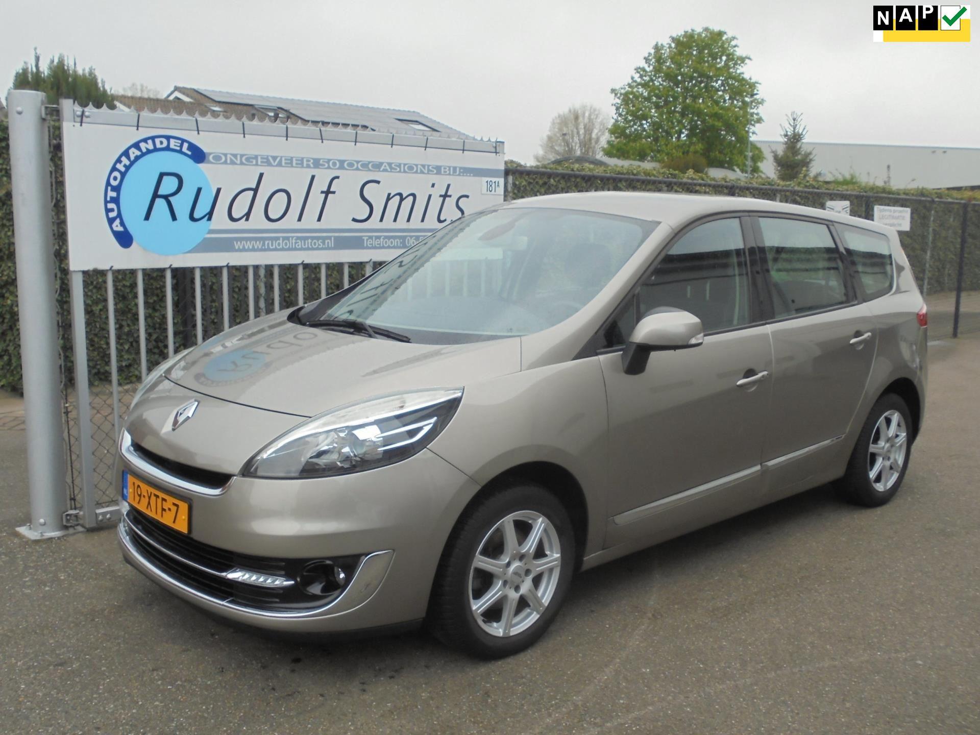 Renault Grand Scénic occasion - Autohandel Rudolf Smits