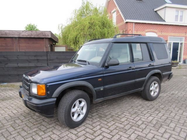 Land Rover Discovery occasion - Wisselink Auto's