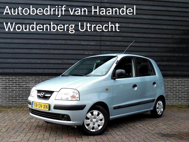 Hyundai Atos occasion - Autobedrijf Gerard van Haandel