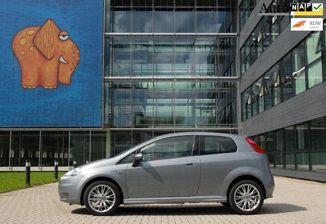 Fiat Grande Punto 1.4 Dynamic Airco 2e eigenaar