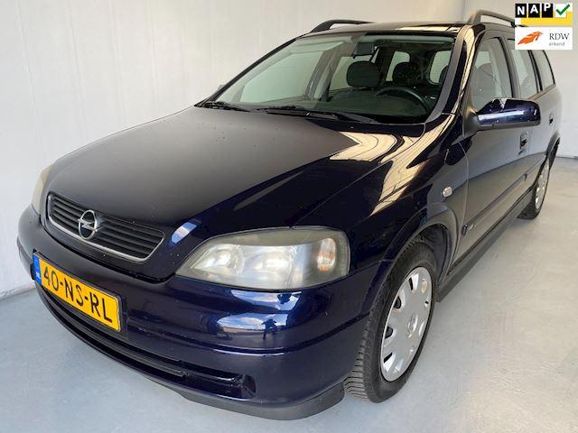 Opel Astra Wagon 1.6 Njoy Airco Elek.ramen Radio/CD Trekhaak