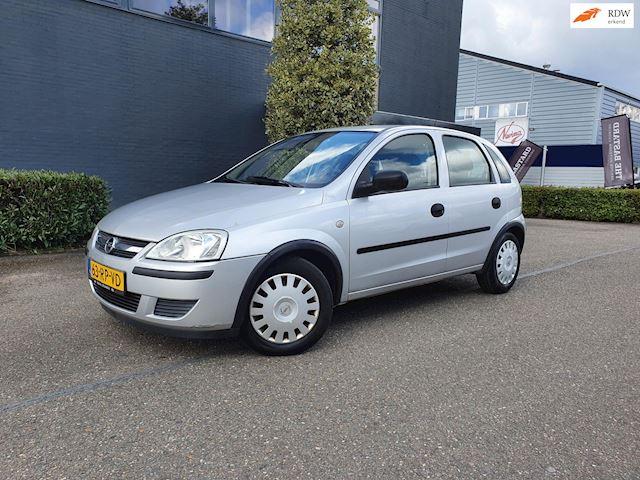 Opel Corsa 1.2-16V Rhythm/AIRCO/ 2 X SLEUTELS/BOEKJES/NAP