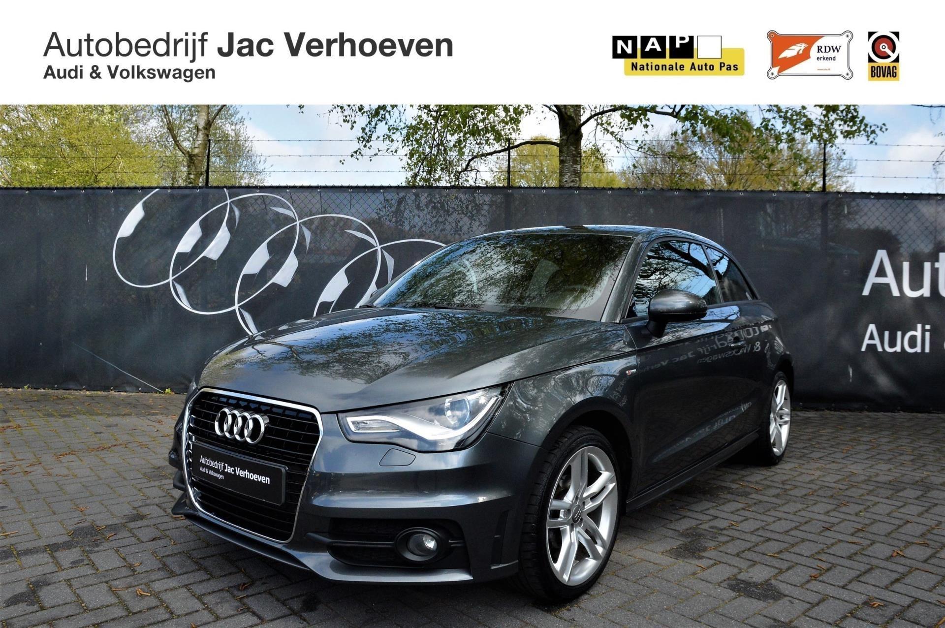 Audi A1 occasion - Autobedrijf Jac Verhoeven