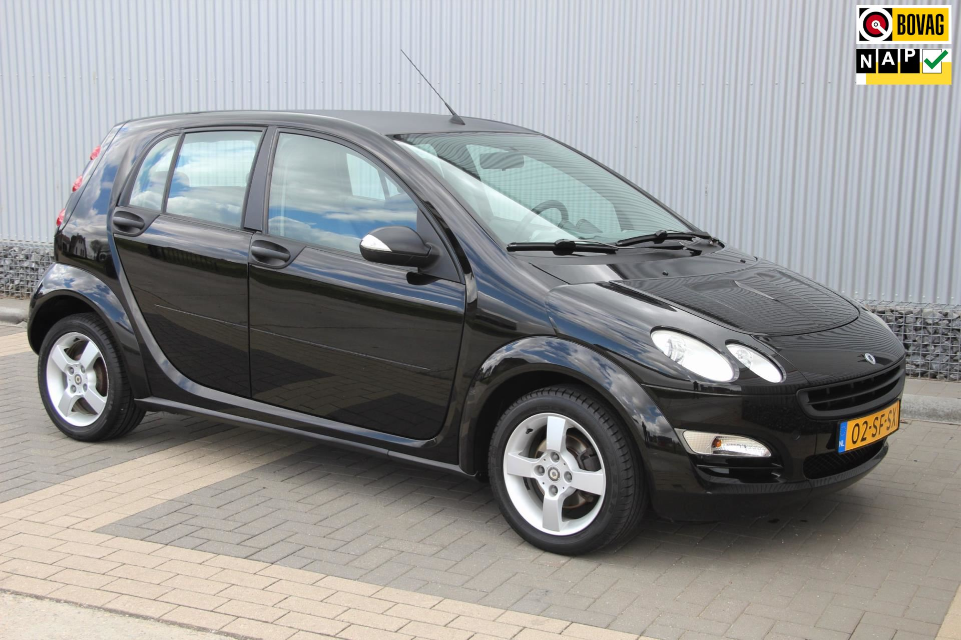 Smart Forfour occasion - BF Auto's