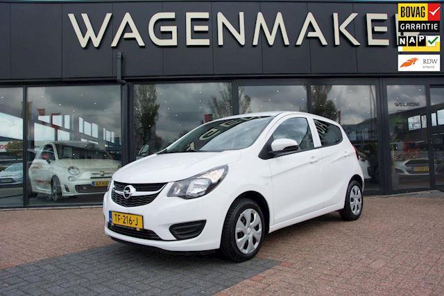 Opel KARL 1.0 ecoFLEX Edition Airco|Cruise|NAVI*|Tel|MOOI!