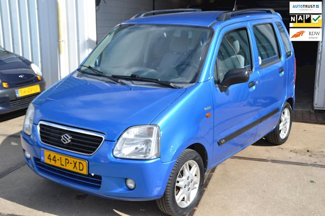 Suzuki Wagon R+ 1.3 S-Limited 17-5-2022 APK