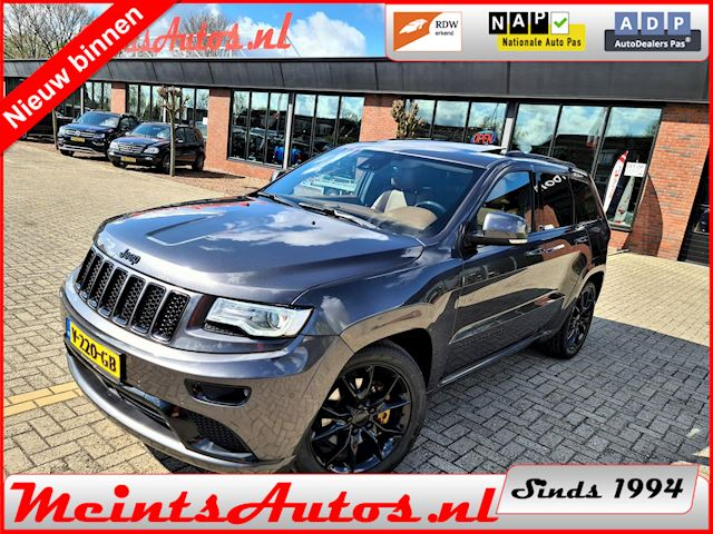 Jeep Grand Cherokee occasion - Meints Auto's B.V.