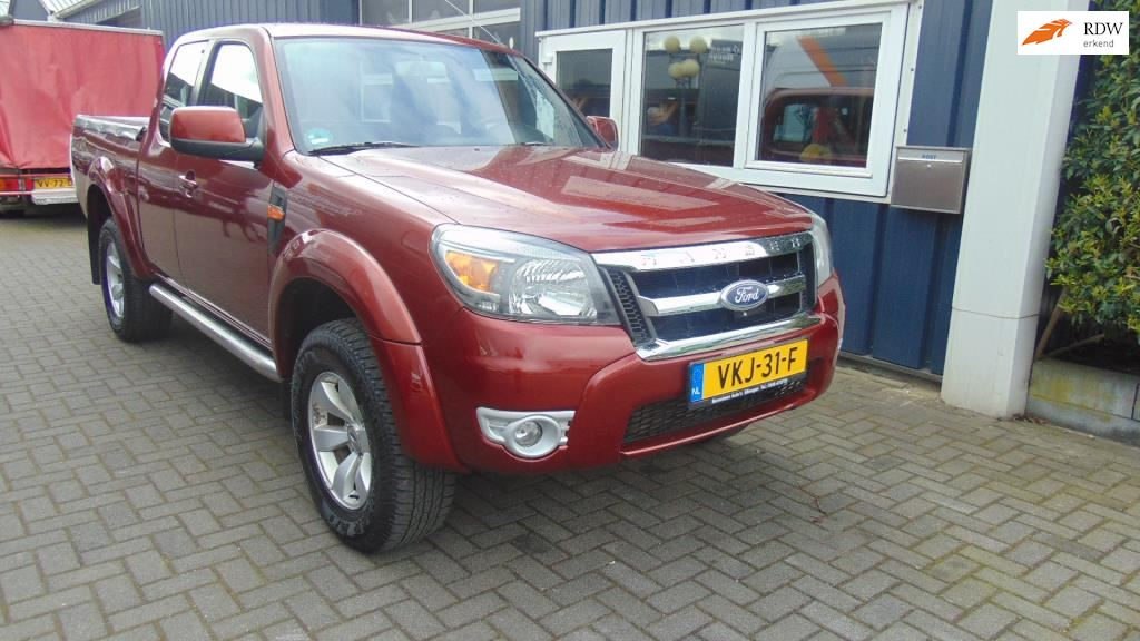 Ford Ranger occasion - Berentsen Auto's