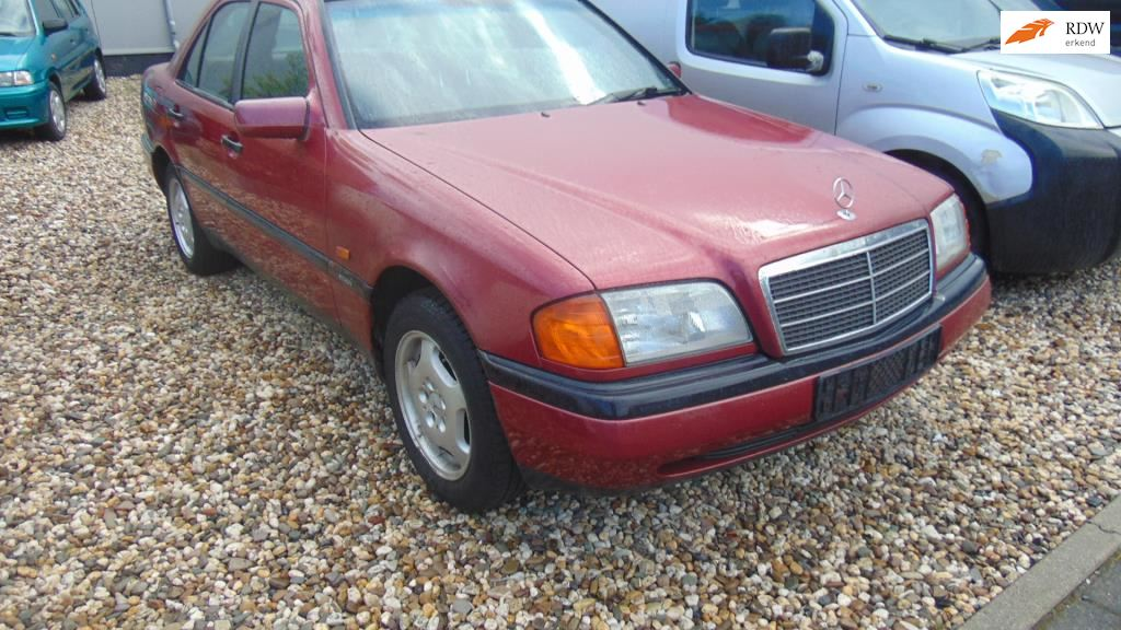 Mercedes-Benz C-klasse occasion - Berentsen Auto's