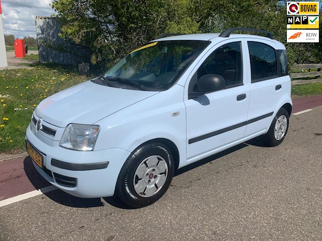 Fiat Panda occasion - Autobedrijf de Rijk V.O.F.