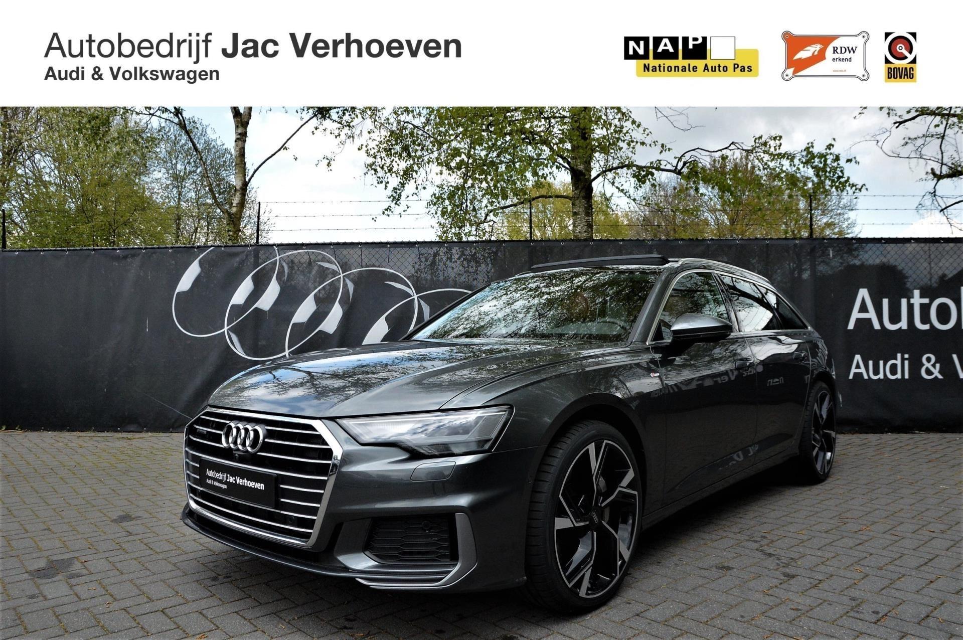 Audi A6 Avant occasion - Autobedrijf Jac Verhoeven