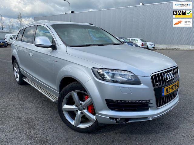 Audi Q7 3.0 TDI QUATTRO S-LINE AUTOMAAT,LEDER,XENON2008!!/ ** EXPORTPREIS  **PREIS
