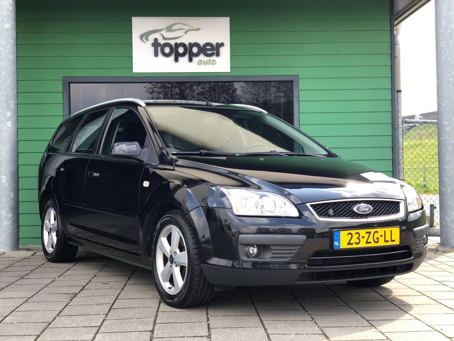 Ford Focus Wagon occasion - Topper Auto