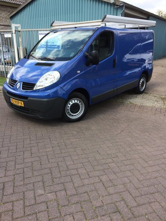 Renault Trafic occasion - Bedrijfswagens Zulver