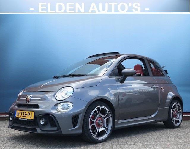 Fiat 500 C occasion - Eldenauto's