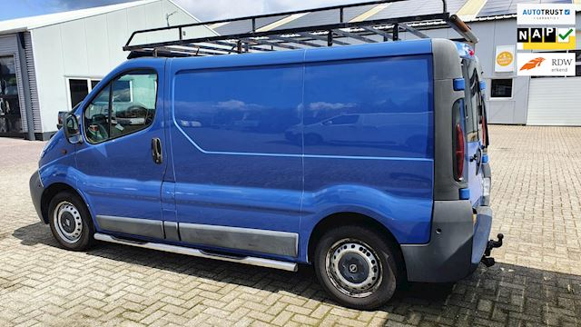 Opel Vivaro 1.9 DTI L1 H1 3-persoons BTW-vrij