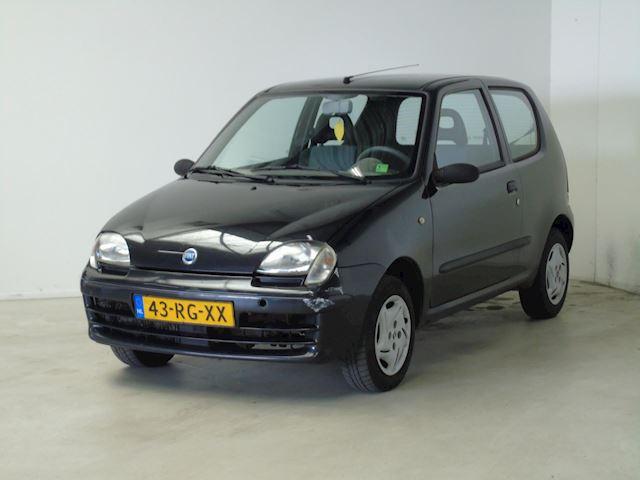 Fiat Seicento occasion - van Dijk auto's