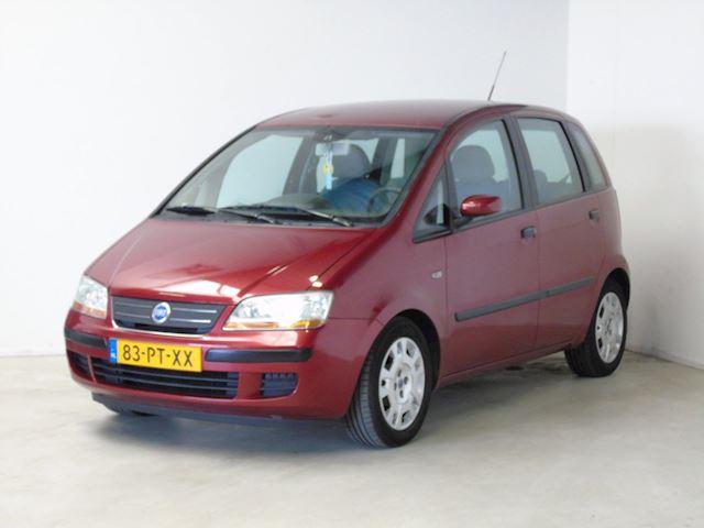 Fiat Idea occasion - van Dijk auto's