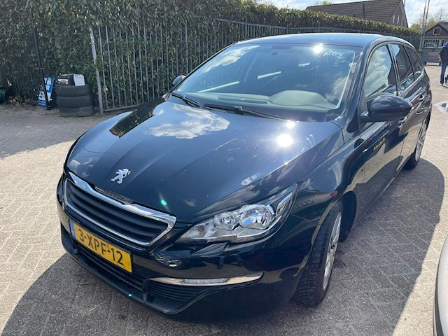 Peugeot 308 SW 1.6 BlueHDI Blue Lease