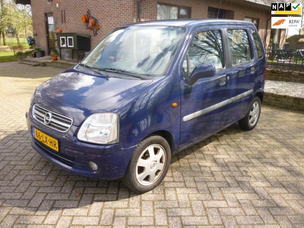 Opel Agila occasion - Autobedrijf de Vries