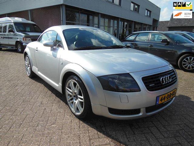 Audi TT occasion - Autobedrijf Grashoek