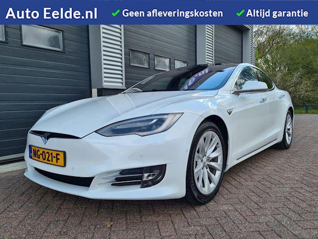 Tesla Model S 90D 4x4 + AutoPilot + Leder + PanoramaDak + Elektr. Achterklep + EX BTW!