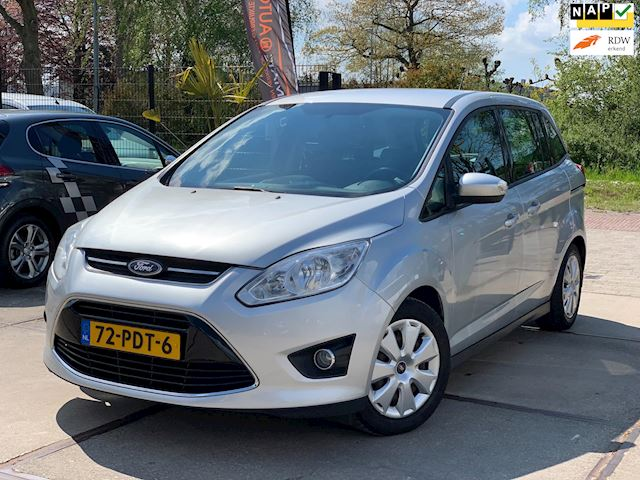 Ford Grand C-Max 1.6 Trend 7persoons DEALER ONDERH PDC NAVI NAP