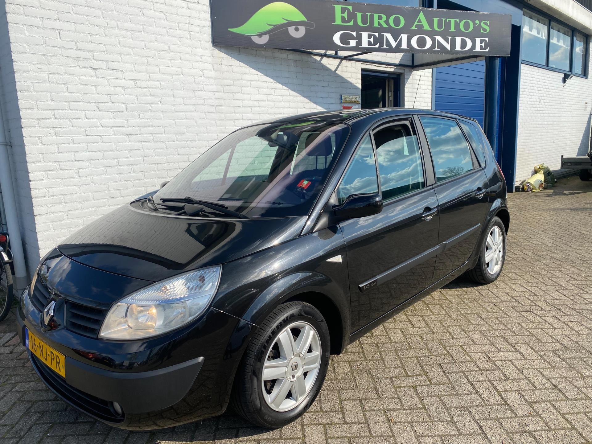 Renault Scénic occasion - Euro Auto's Gemonde