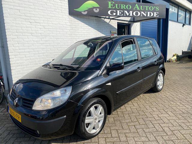 Renault Scénic 1.6-16V Privilège Comfort zeer veel opties