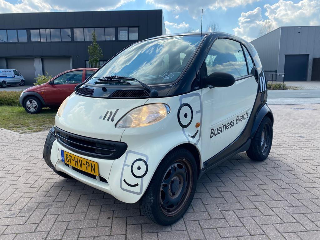 Smart City-coupé occasion - A2 Auto's