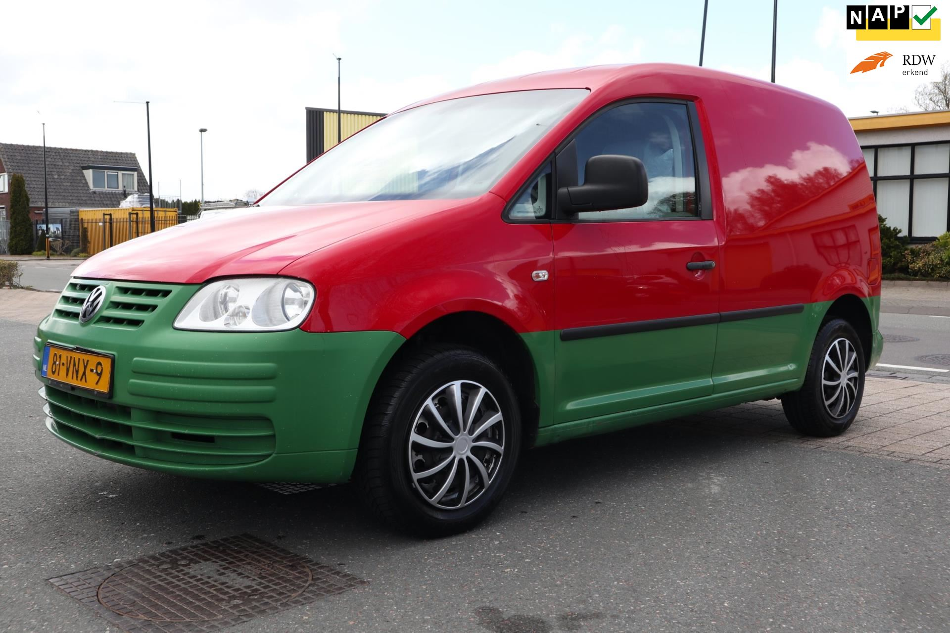 Volkswagen Caddy occasion - FB2 Cars