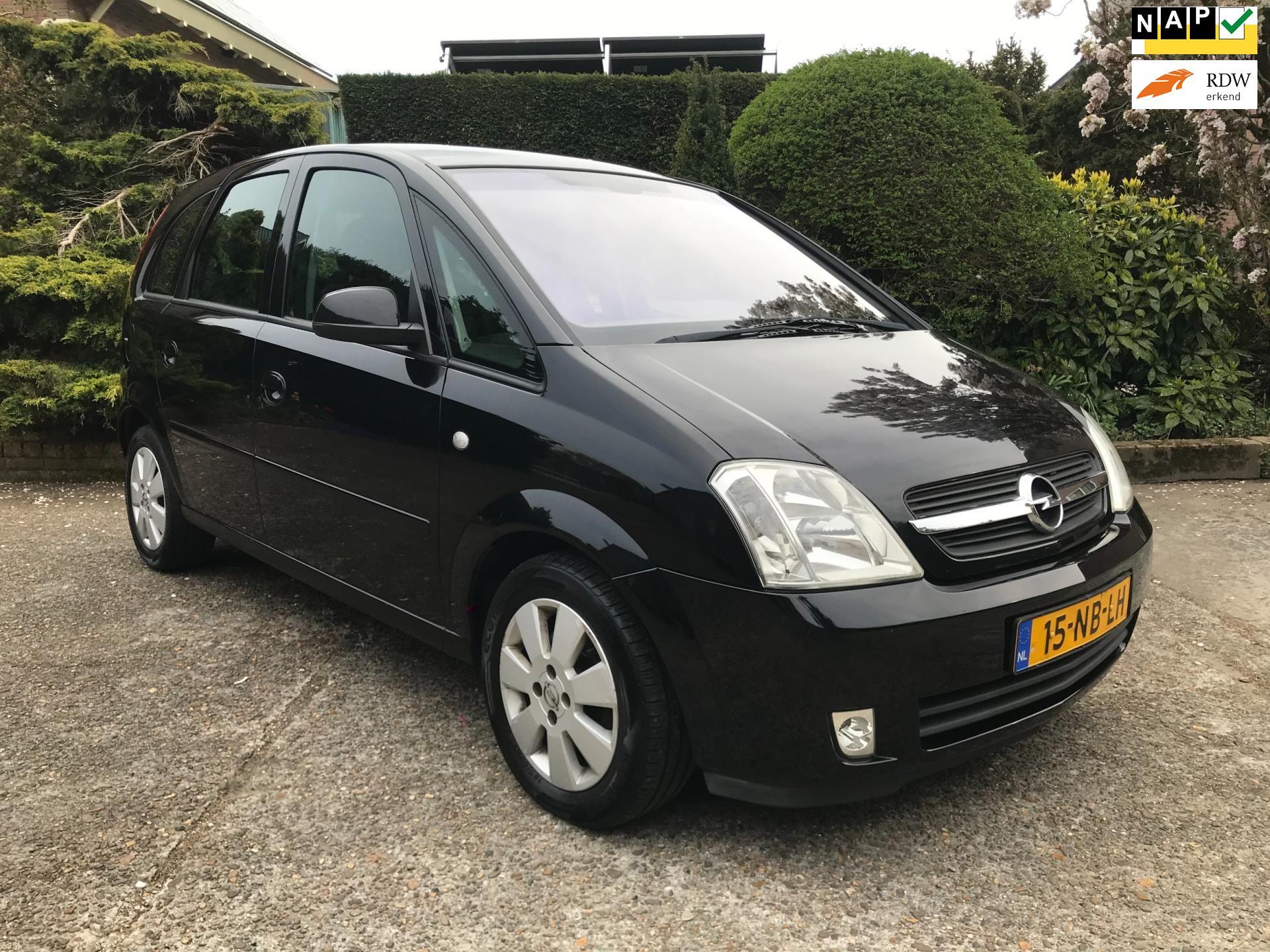 Opel Meriva occasion - Autobedrijf Kerkri