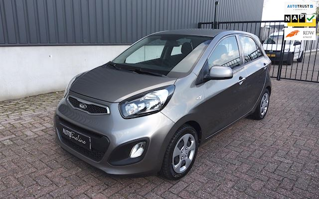 Kia Picanto 1.0 CVVT X-treme / VOL OPTIES! / 30.000 NAP ZGAN