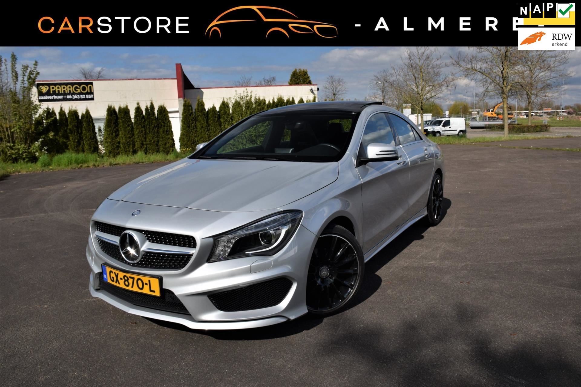 Mercedes-Benz CLA-klasse occasion - Used Car Store Almere