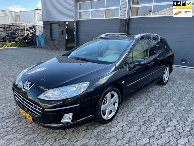 Peugeot 407 SW occasion - City Cars Breda