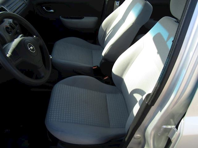 Opel Agila 1.2-16V Flexx cool. Airco, origineel NL en NAP.