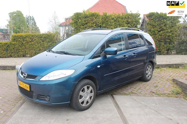 Mazda 5 1.8 Touring 7 persoons nwe apk