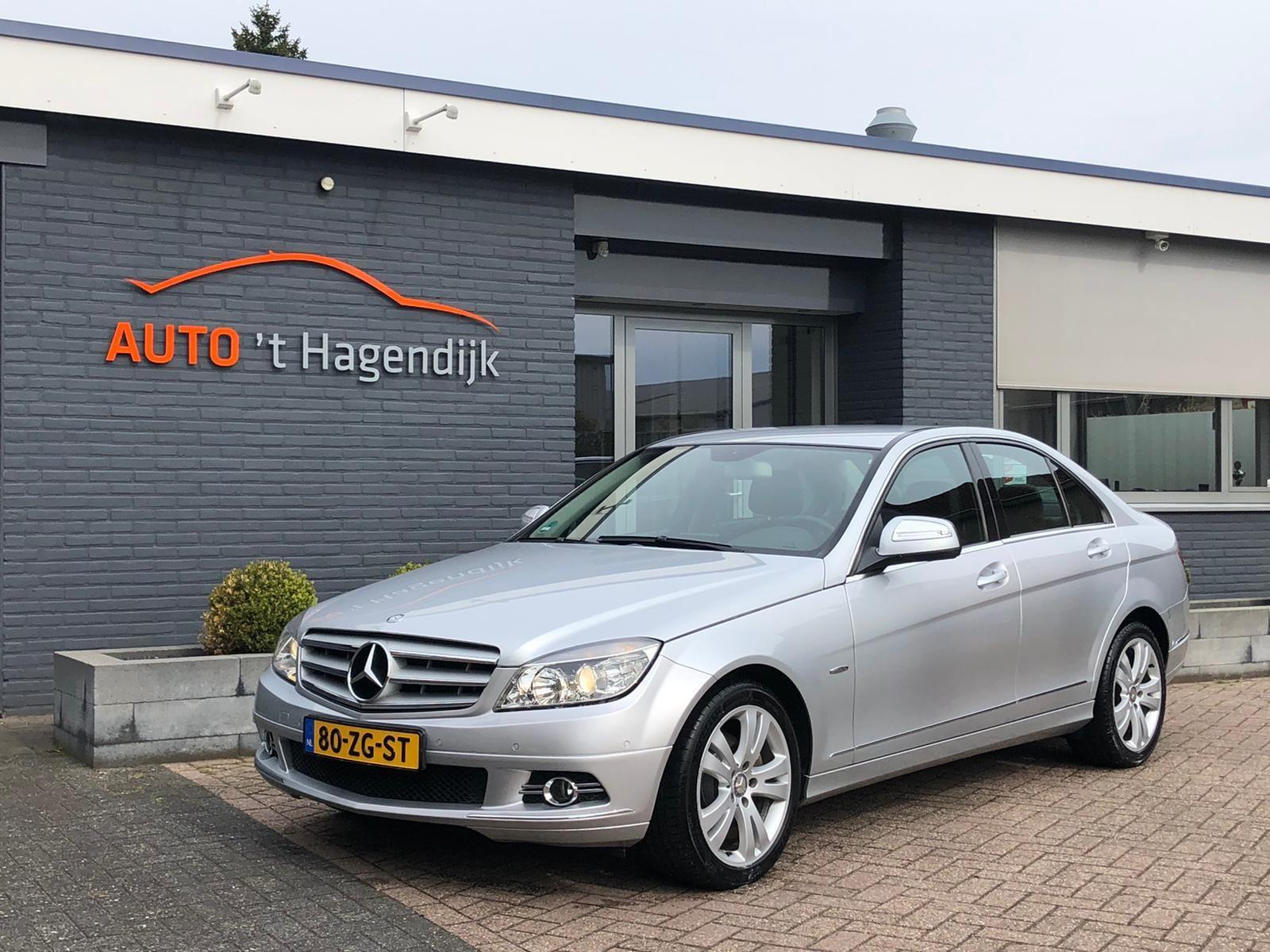 Mercedes-Benz C-klasse occasion - Auto 't Hagendijk