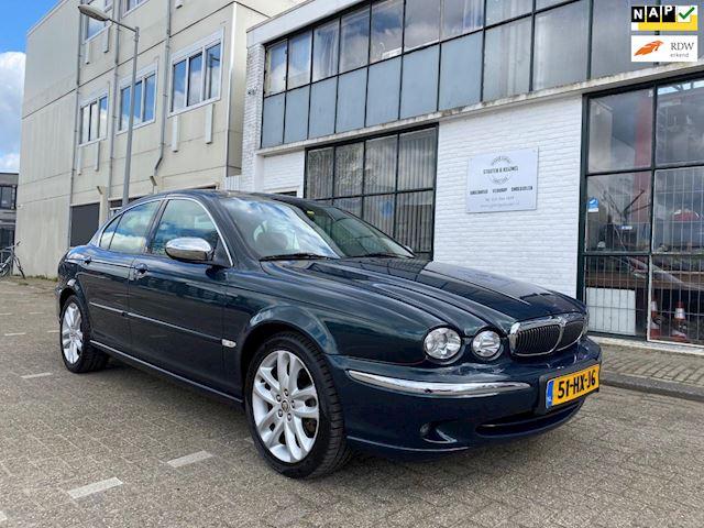 Jaguar X-type occasion - Garage Stouten en Keijmel