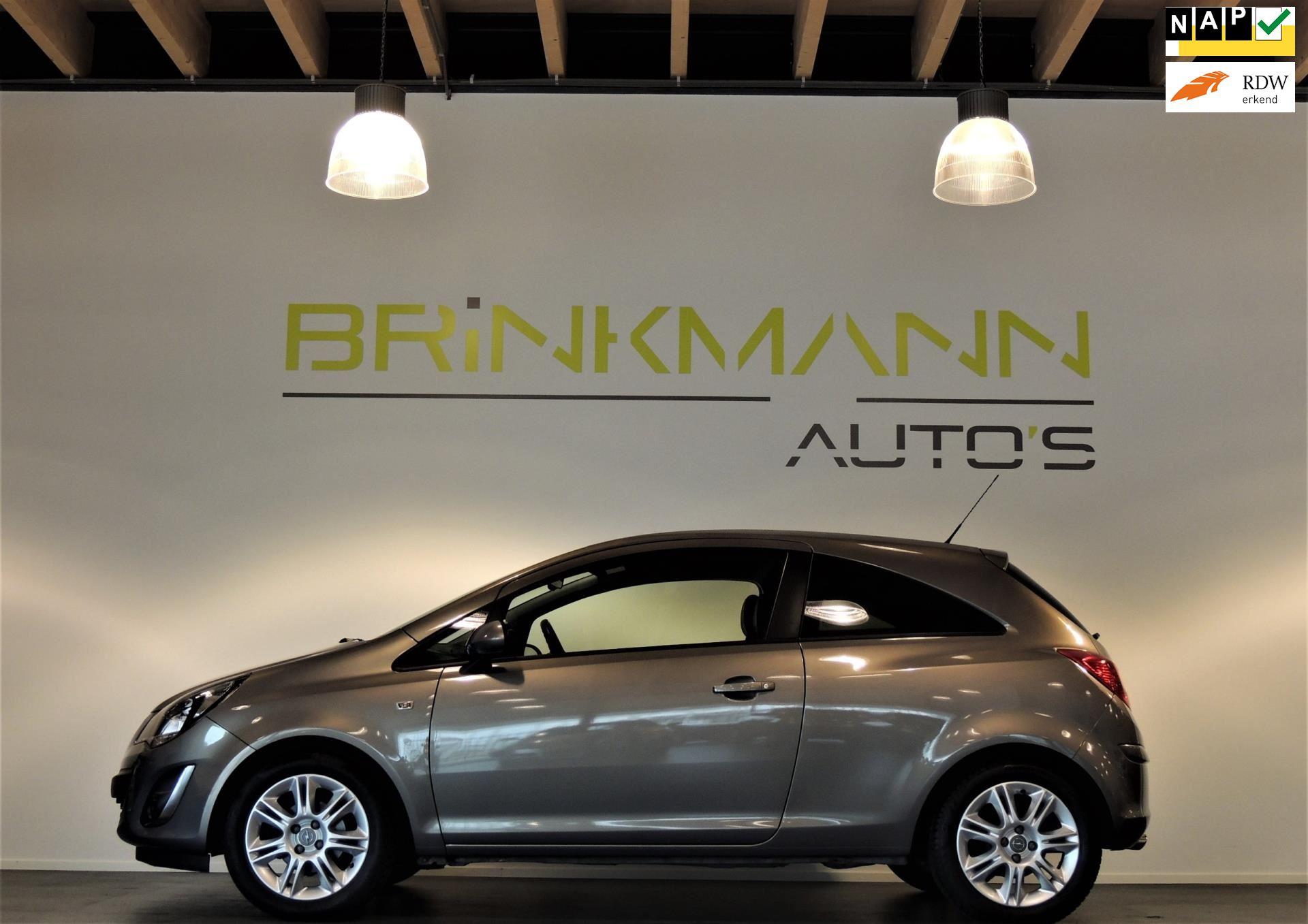 Opel Corsa occasion - Brinkmann Auto's